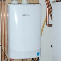 Navian Tankless Installation GTA Heating